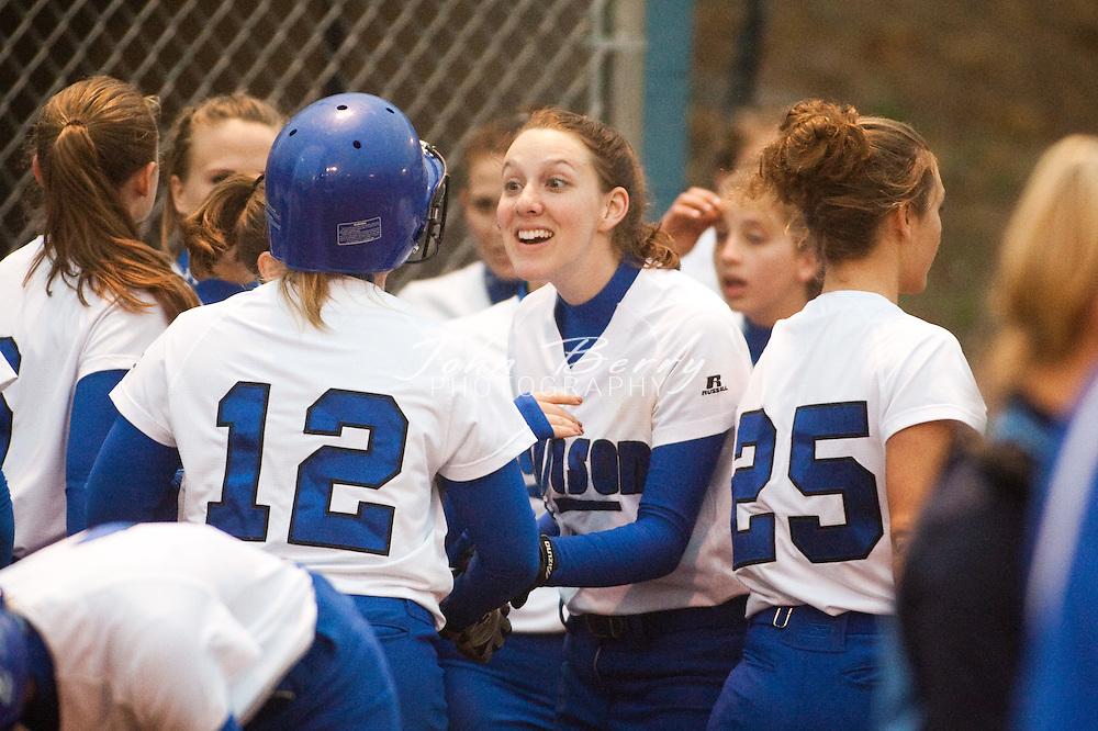 MCHS Varsity Softball .vs Page .4/2/2009