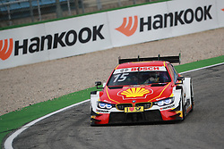 October 13, 2017 - Germany - Motorsports: DTM race Nuerburgring, Saison 2017 - 9. Event Hockenheimring, GER, # 15 Augusto Farfus (BRA, Team RM, BMW M4 DTM) (Credit Image: © Hoch Zwei via ZUMA Wire)