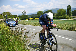 Mieke Kröger (GER) at Emakumeen Bira 2018 - Stage 2, a 26.6 km time trial from Agurain to Gasteiz, Spain on May 20, 2018. Photo by Sean Robinson/Velofocus.com