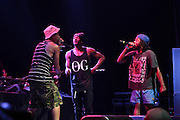 September 22, 2012- Los Angeles, CA:  Recording Artist Pac Div perform at the Lyricist Lounge 20th Year Reunion Party-Los Angeles held at Club Nokia at LA Live on September 22, 2012 in Los Angeles, California. The Lyricist Lounge is a hip hop showcase of rappers, emcees, DJ's, and Graffiti artists. It was founded in 1991 by hip hop aficionados Danny Castro and Anthony Marshall. It was a series of open mic events hosted in a small studio apartment in the Lower East Side section of New York City.(Terrence Jennings)