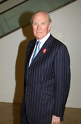 SIR MENZIES CAMPBELL MP at a party to celebrate the publication of 'You Are Here' by Rory Bremner, Juhn Bird and John Fortune held at the National Portrait Gallery, St.Martin's Place, London on 1st November 2004.<br /><br />NON EXCLUSIVE - WORLD RIGHTS