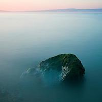 Dawn at Keyhaven beach, Hampshire, UK