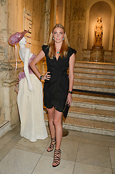 JODIE KIDD at the WGSN Global Fashion Awards held at the V&A museum, London on 30th October 2013.