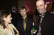 """Neil Hannon,  The after show party following the UK Premiere of """"Match Point,"""" at Asprey, New Bond st. London.   December 18 2005 ,  ONE TIME USE ONLY - DO NOT ARCHIVE  © Copyright Photograph by Dafydd Jones 66 Stockwell Park Rd. London SW9 0DA Tel 020 7733 0108 www.dafjones.com"""