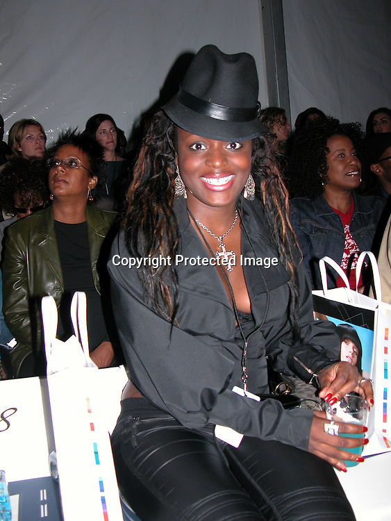 Wyclef Jean's sister<br />