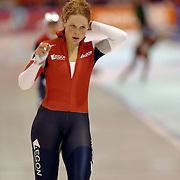 NLD/Heerenveen/20060121 - ISU WK Sprint 2006, Sanne van der Star, de