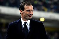 Massimiliano Allegri Juventus <br /> Verona 27-01-2018 Stadio Bentegodi Football Calcio Serie A 2017/2018 Chievo Verona - Juventus . Foto Andrea Staccioli / Insidefoto