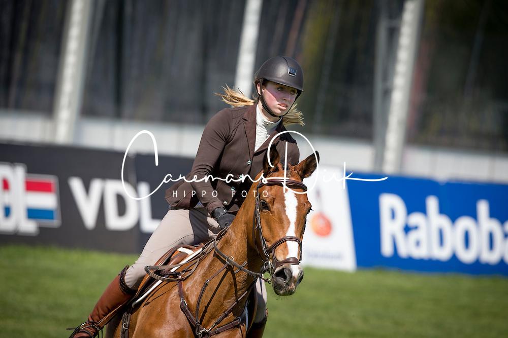 Norder Margot, (NED), Dorianda<br /> Nederlands kampioenschap springen - Mierlo 2016<br /> © Hippo Foto - Dirk Caremans<br /> 21/04/16