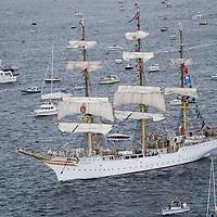 Tall Ships Races 2015 Sail parade