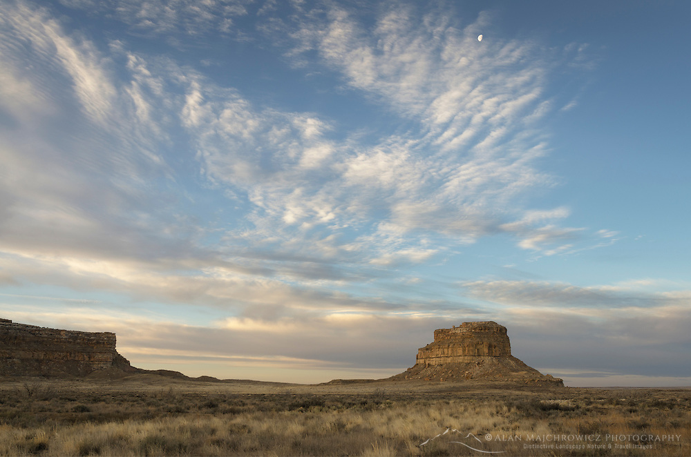 Fajada Butte, Chaco Culture National Historical Park, New Mexico