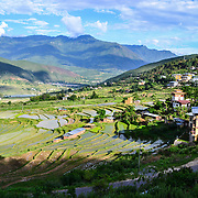 Midday in Bhutan by Rohit Gajmer.<br />