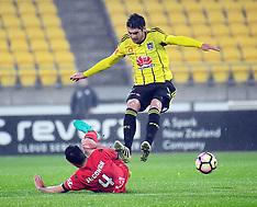 Wellington-Football, A- League, Phoenix v Adelaide United