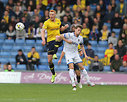 Oxford United forward Ryan Taylor (20) during the Sky Bet League 2 match between Oxford United and AFC Wimbledon at the Kassam Stadium, Oxford, England on 10 October 2015.