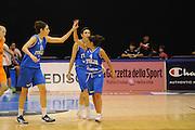 DESCRIZIONE : Pomezia Nazionale Italia Donne Torneo Citt&agrave; di Pomezia Italia Olanda<br /> GIOCATORE : marie d alie<br /> CATEGORIA : esultanza<br /> SQUADRA : Italia Nazionale Donne Femminile<br /> EVENTO : Torneo Citt&agrave; di Pomezia<br /> GARA : Italia Olanda<br /> DATA : 26/05/2012 <br /> SPORT : Pallacanestro<br /> AUTORE : Agenzia Ciamillo-Castoria/GiulioCiamillo<br /> Galleria : FIP Nazionali 2012<br /> Fotonotizia : Pomezia Nazionale Italia Donne Torneo Citt&agrave; di Pomezia Italia Olanda