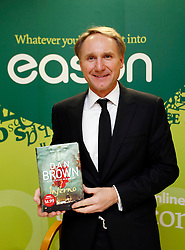 20/05/2013 Pictured is the world renowned author Dan Brown at the.exclusive one off event at Eason O'Connell Street. The 15 lucky fans.were offered the opportunity by Eason to meet the man himself at a.special event where they received a signed copy of his latest book.Inferno and had the opportunity to ask him questions and chat about.his series of books. Inferno is available from Eason stores nationwide.and online from easons.com, priced at ?14.99. Picture Andres Poveda