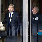 Len McCluskey <br /> Unite <br /> General Sec <br /> arriving for the Andrew Marr Show at the BBC, Portland Place,  London, Great Britain <br /> 3rd July 2016 <br /> <br /> Len McCluskey <br /> Unite <br /> General Sec <br /> <br /> Photograph by Elliott Franks <br /> Image licensed to Elliott Franks Photography Services