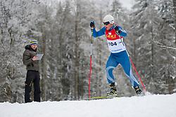 MODIN Zebastian Guide: ACKEROT Albin, Biathlon Middle Distance, Oberried, Germany