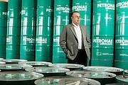 Belo Horizonte_MG, Brasil.<br /> Guilherme de Paula, CEO da Petronas para a America Latina.<br /> <br /> Guilherme de Paula MD & CEO Latin America at Petronas.<br /> <br /> Foto: RAFAEL MOTTA / NITRO