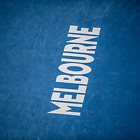 A general view of the Melbourne sign on day nine of the 2018 Australian Open in Melbourne Australia on Tuesday January 23, 2018.<br /> (Ben Solomon/Tennis Australia)