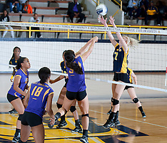 2013 A&T Volleyball vs ECU