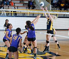 2013 A&T Volleyball vs ECU