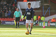 Kieran Dowell of Nottingham Forest (20) during the EFL Sky Bet Championship match between Sheffield United and Nottingham Forest at Bramall Lane, Sheffield, England on 17 March 2018. Picture by Mick Haynes.