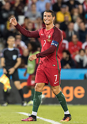 18.06.2016, Parc de Princes, Paris, FRA, UEFA Euro, Frankreich, Portugal vs Oesterreich, Gruppe F, im Bild Cristiano Ronaldo (POR) // Cristiano Ronaldo (POR) during Group F match between Portugal and Austria of the UEFA EURO 2016 France at the Parc de Princes in Paris, France on 2016/06/18. EXPA Pictures © 2016, PhotoCredit: EXPA/ JFK