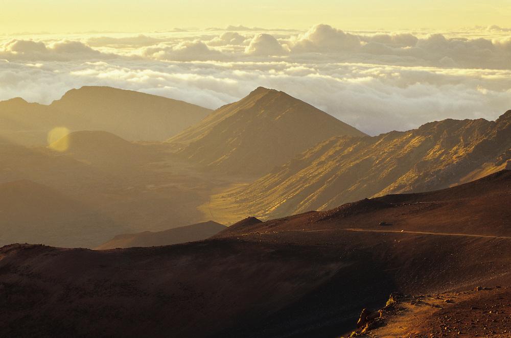 Hawaii, Maui, The Valley Island, Haleakala, Volcano, House of the Sun