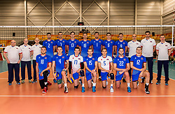 23-05-2017 NED: 2018 FIVB Volleyball World Championship qualification, Koog aan de Zaan<br /> Slowakije - Oostenrijk / Teamfoto Slowakije