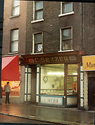Old Dublin Amature Photos February 1984 WITH, Dominick St Church, Granby Lane, Ranalagh, Narrow Door, Nurses Home, James Hospital,  Thomas St, Ardee St,