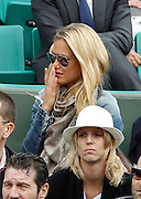 27.MAY.2011. FRANCE<br /> <br /> BAR REFAELI AT THE TENNIS FRENCH OPEN 2011 AT ROLAND GARROS IN FRANCE.<br /> <br /> BYLINE: EDBIMAGEARCHIVE.COM<br /> <br /> *THIS IMAGE IS STRICTLY FOR UK NEWSPAPERS AND MAGAZINES ONLY*<br /> *FOR WORLD WIDE SALES AND WEB USE PLEASE CONTACT EDBIMAGEARCHIVE - 0208 954 5968*