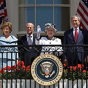 Visit of Queen Elizabeth II