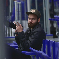Men's Hockey Home Game on Fri Oct 12 at Co-operators Center. Credit: Arthur Ward/Arthur Images