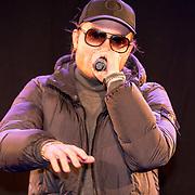 NLD/Amsterdam/20191104 - Perslancering LINDA.man, Rapper Donnie