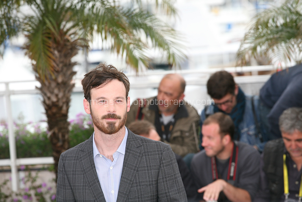 Scoot McNairy at the Killing Them Softly photocall at the 65th Cannes Film Festival France. Tuesday 22nd May 2012 in Cannes Film Festival, France.