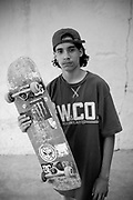 A young skater, South Bronx. New York City, 17 june 2010. Christian Mantuano / OneShot