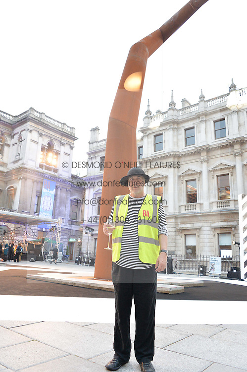 RON ARAD at the Royal Academy of Arts Summer Exhibition Preview Party at The Royal Academy of Arts, Burlington House, Piccadilly, London on 7th June 2016.