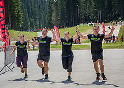 during OVIRATLON: Obstacle Challenge 2019, on 6.7.2019 on Pokljuka, Slovenia. Photo by Urban Meglic / Sportida