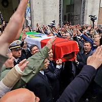 Funerale Teodoro Buontempo