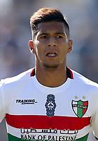 Chile League - Scotiabank 1 Division 2018 / <br /> ( C.D. Palestino ) - <br /> Rodrigo Tapia
