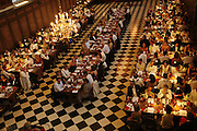 Fund for Refugees in Slovenia Gala Dinner, The Great Hall. Royal Hospital. Chelsea. 12 June 2006. ONE TIME USE ONLY - DO NOT ARCHIVE  © Copyright Photograph by Dafydd Jones 66 Stockwell Park Rd. London SW9 0DA Tel 020 7733 0108 www.dafjones.com