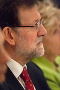 Mariano Rajoy goes to donation Varez Fisa at Prado Museum