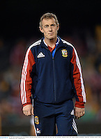 29 June 2013; British & Irish Lions assistant coach Rob Howley. British & Irish Lions Tour 2013, 2nd Test, Australia v British & Irish Lions. Ethiad Stadium, Docklands, Melbourne, Australia. Picture credit: Stephen McCarthy / SPORTSFILE