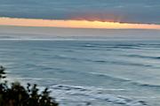 sunrise waves at Ocean Grove