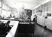 office room ar a factory USA 1940s