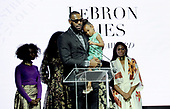 09/04/2018 LeBron James and Nike Fashion Show