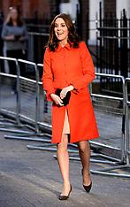 Royal visit to Great Ormond Street Hospital - 17 Jan 2018