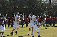 Northwest Community College vs. Gulf Coast Community College in Senatobia, MIss. on Saturday, November 6, 2010.