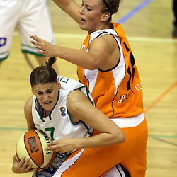 20080827: Basketball - Women, Slovenia vs Netherlands