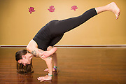 Yoga instructor at Revolution Community Yoga in Acton, MA